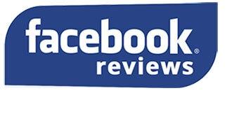 Facebook reviews logo. ZORM Design.