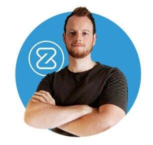 Rick van Houten - ZORM. Design & Branding Groningen.