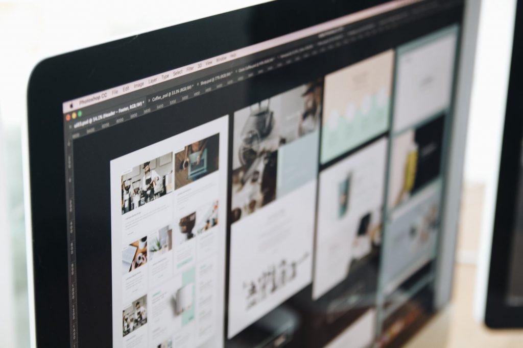 webdesign witte ruimte